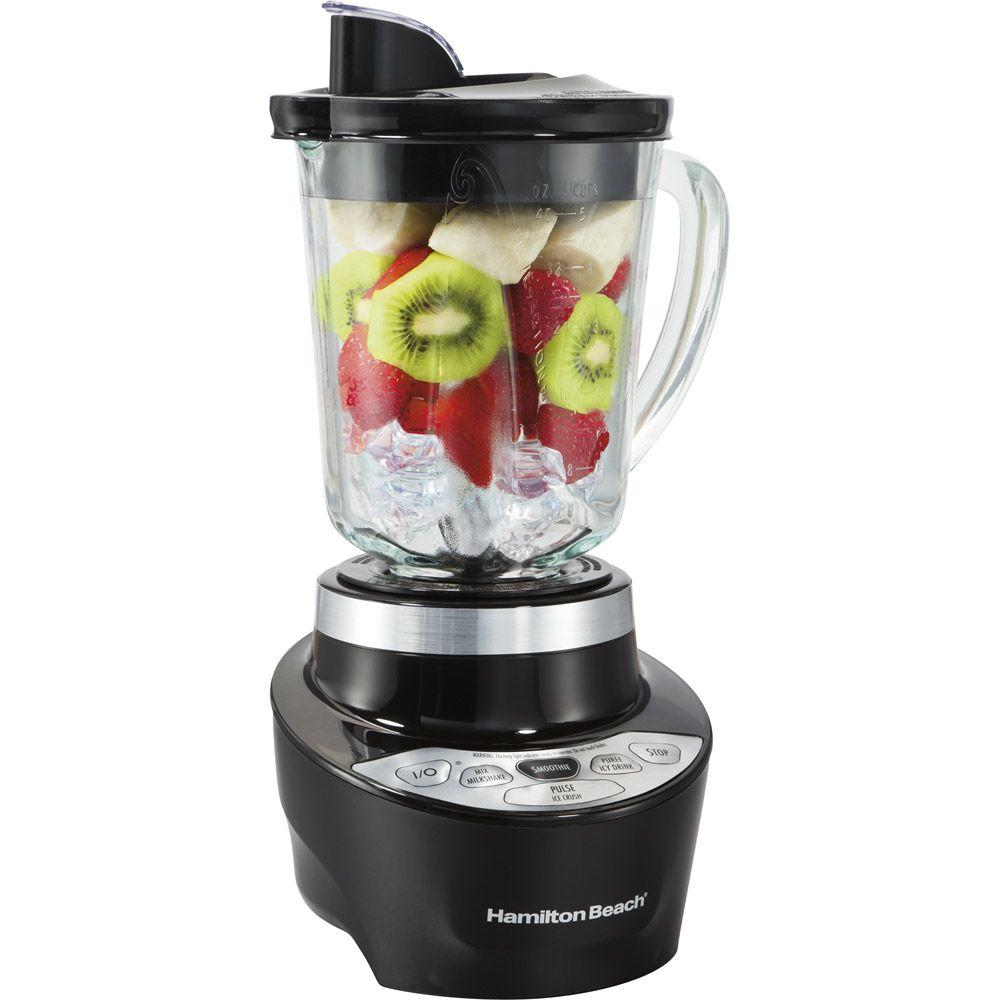 Hamilton Beach Smoothie Start Blender with Easy-Pour Spout-DISCONTINUED