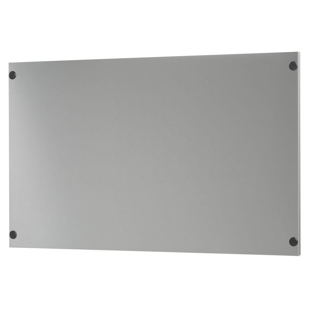 Viper Tool Storage 36 in. Back Wall Polished with 304 Stainless Steel