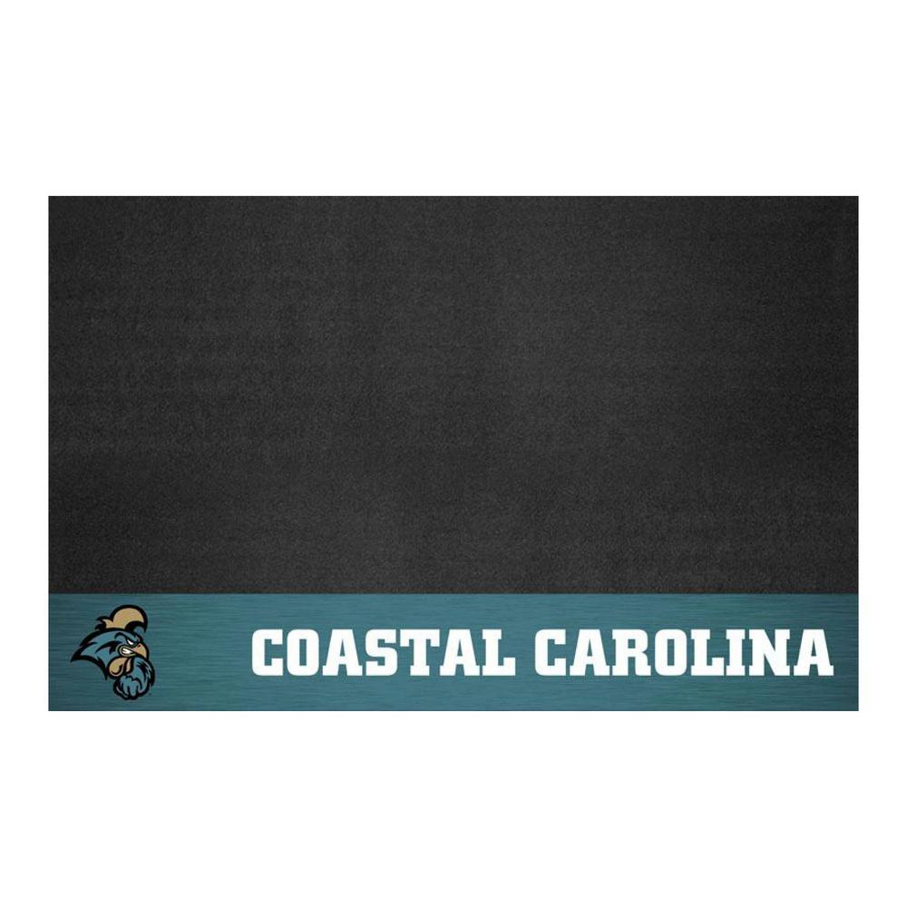 NCAA 26 in. x 42 in. Coastal Carolina Grill Mat