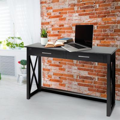 Bay View Black Console Table