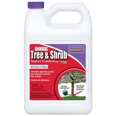 1 Gal. Annual Tree and Shrub Insect Control Concentrate