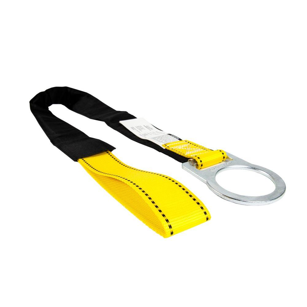 Qualcraft 6 ft. Cross Arm Strap with Large and Small D-Rings