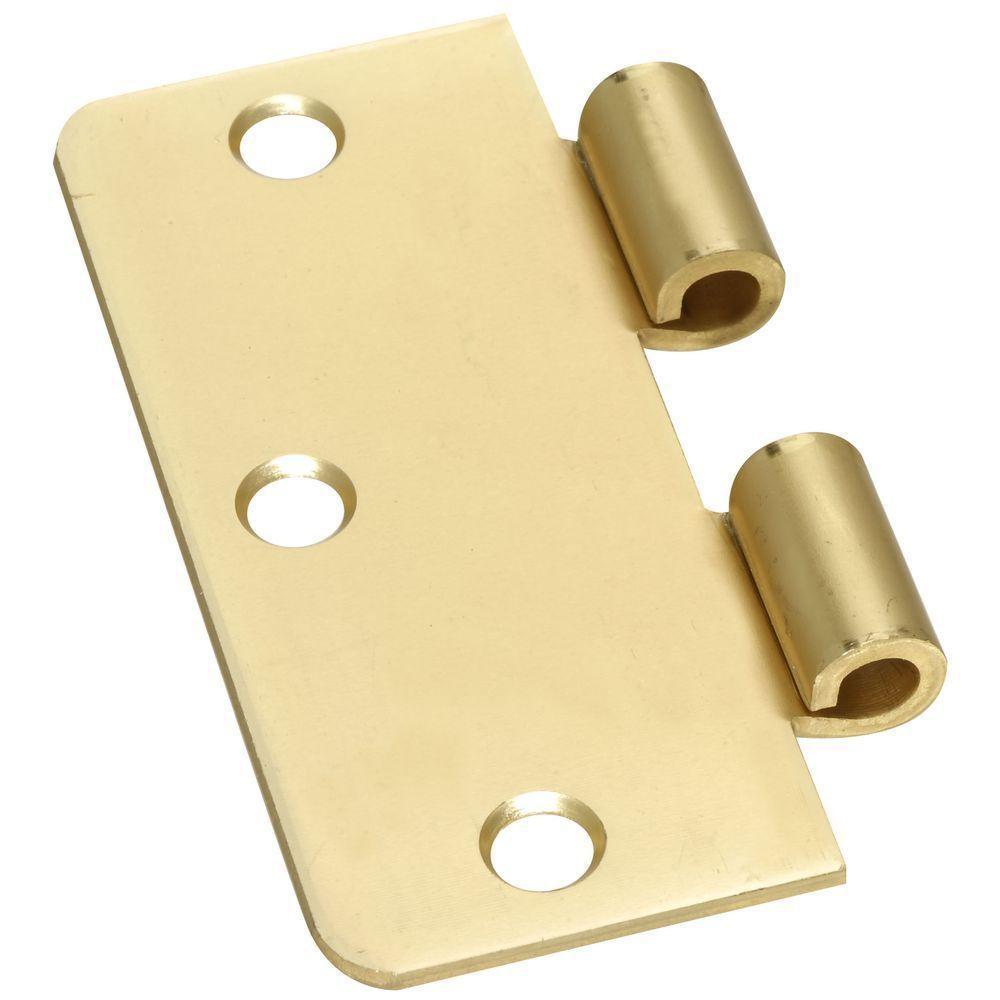 Stanley-National Hardware 3-1/2 in. 2 Prong Hinge