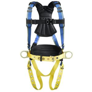 Werner Upgear Blue Armor 2000 Construction (3 D-Rings) XXL Harness by Werner