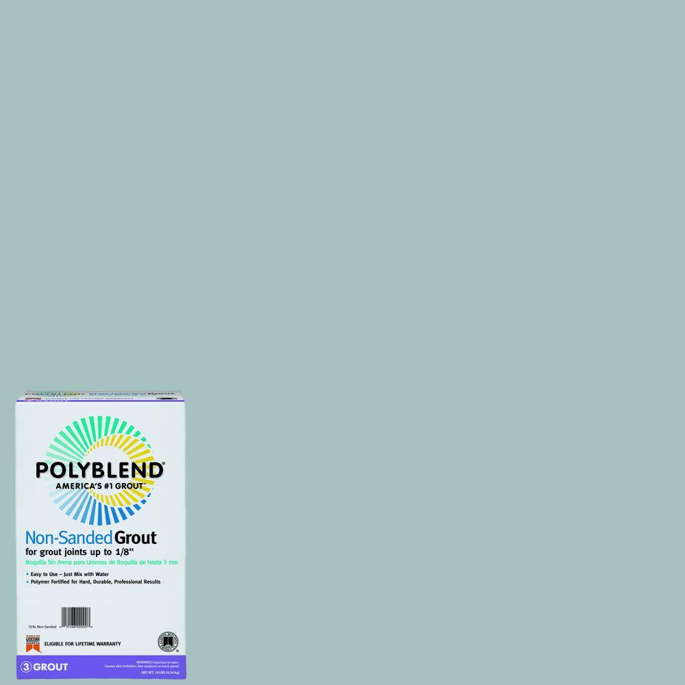 Custom Building Products Polyblend #301 Arctic Ice 10 lb. Non-Sanded Grout