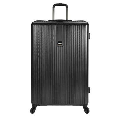 Sparta 30 in. Hardside Spinner Suitcase, Charcoal