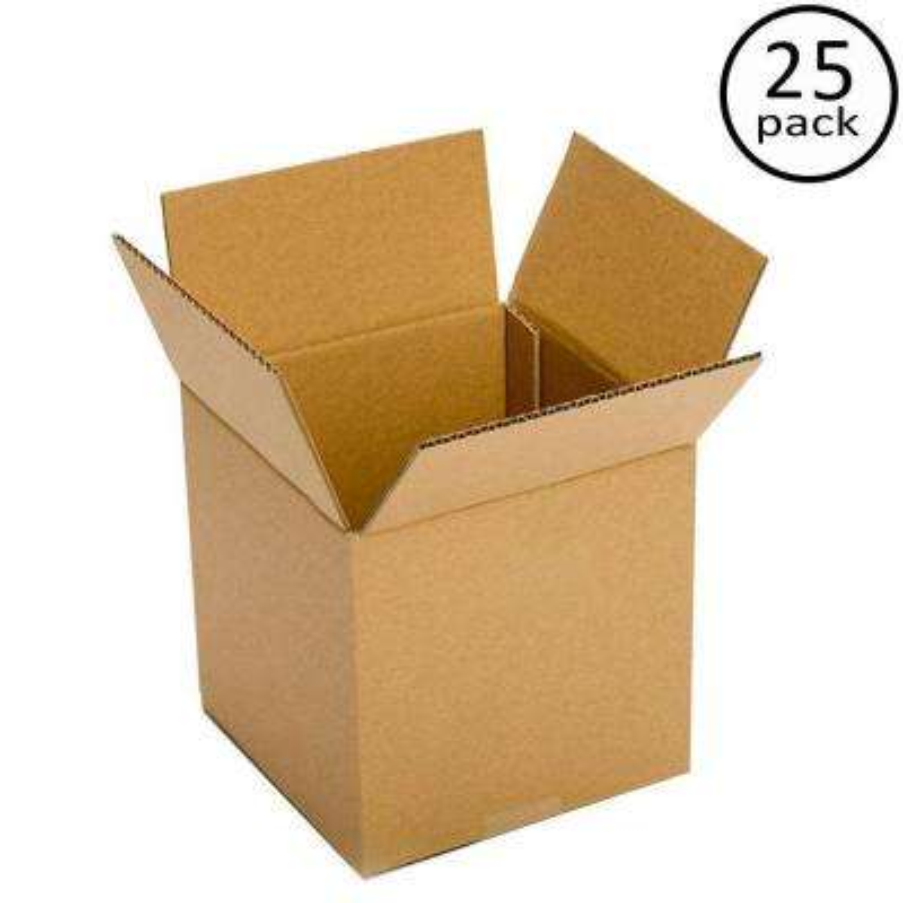 9 in. L x 9 in. W x 9 in. D Box (25-Pack)