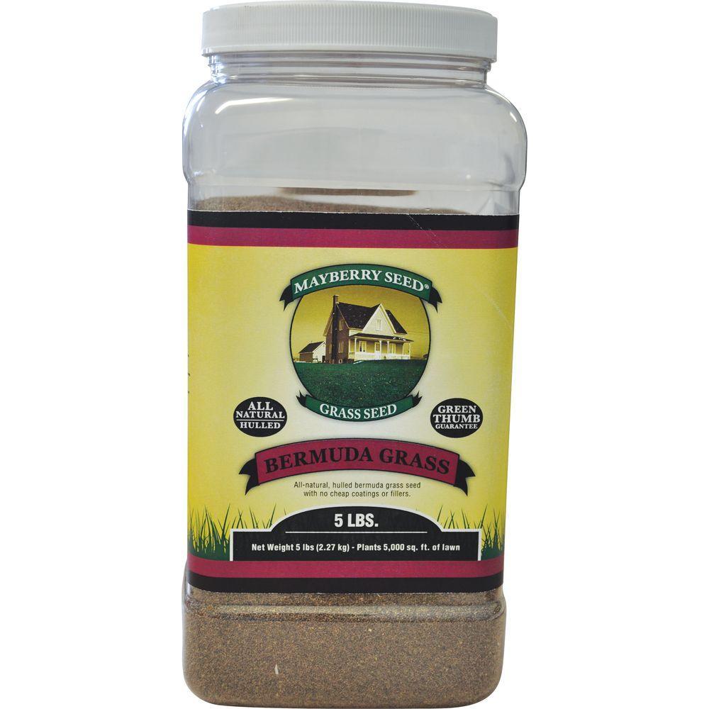 5 lb. Bermuda Grass Seed