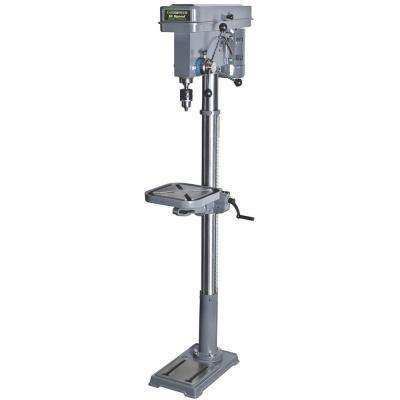 120-Volt 6.6 Amp 16-Speed Floor Drill Press