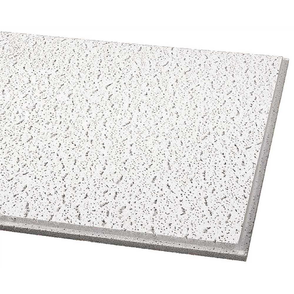 Fissured 2 ft. x 2 ft. Tegular Ceiling Panel (Case of 16)