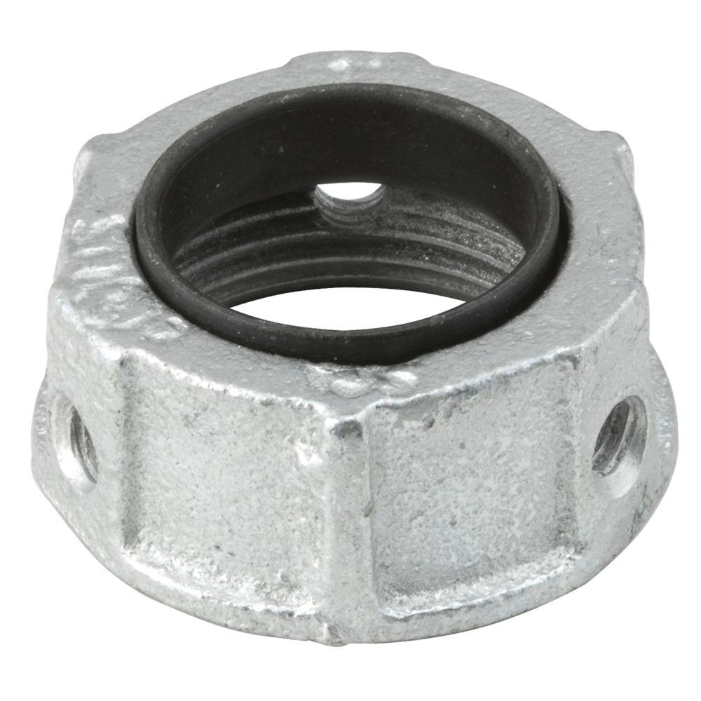 RACO Rigid/IMC 4 in. Insulated Bushing (5-Pack)