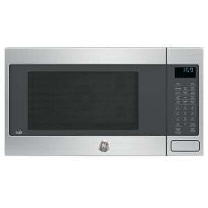GE Cafe 1.5 cu. ft. Countertop Convection Microwave Oven in Stainless Steel by GE Cafe