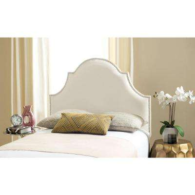 Hallmar White Twin Headboard