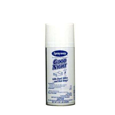 Good Night 3 oz. Ready-to-Use Dust Mite and Bed Bug Sprays (24-Pack)