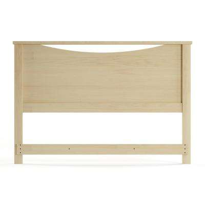 Step One Full/Queen-Size Headboard in Natural Maple