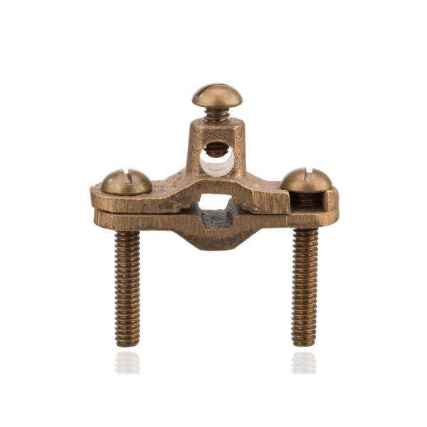 3//0 Steel Ground Clamps 33 Pack 500 A