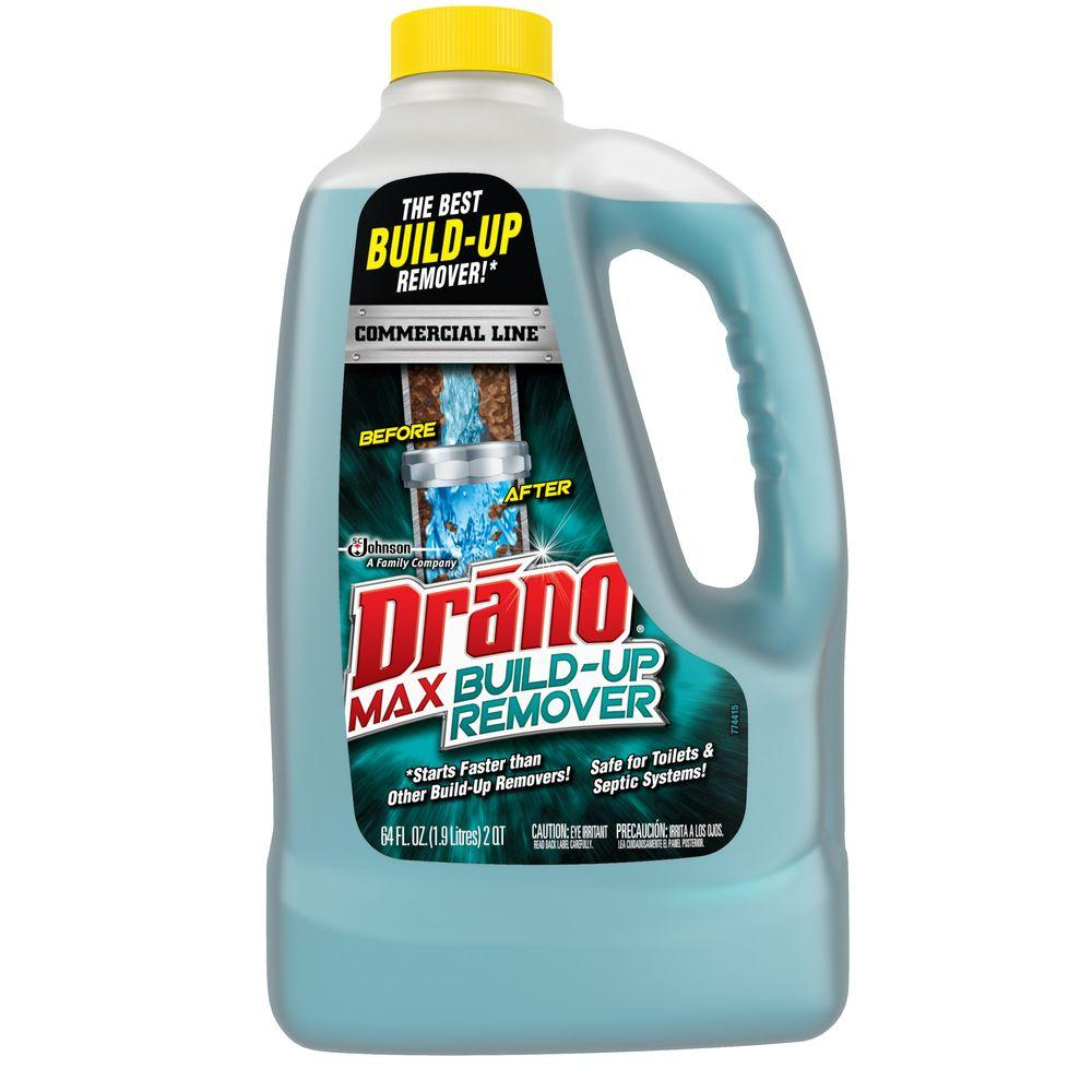 Drano 64 oz. Build Up Remover-622182 - The Home Depot