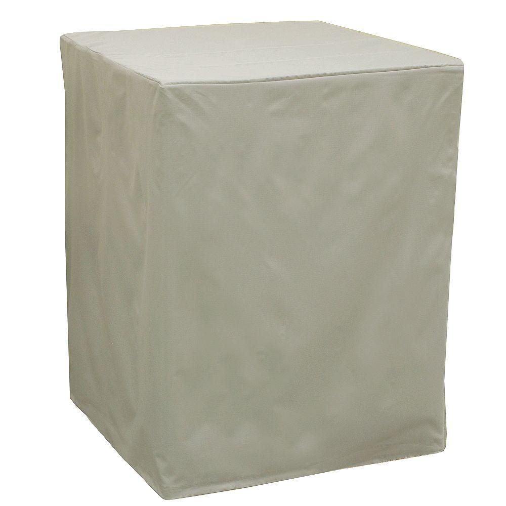 Weatherguard 42 in. x 43 in. x 28 in. Evaporative Cooler Side Draft Cover