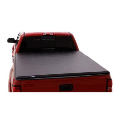 Lund Genesis Tri Fold 2004 To 2014 Ford F 150 Tonneau Cover 95072 The Home Depot