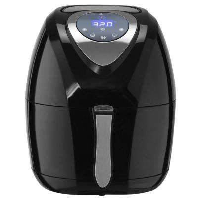 3.4 Qt. Electric Air Fryer with Oil Free LCD Touch Timer and Temperature Control