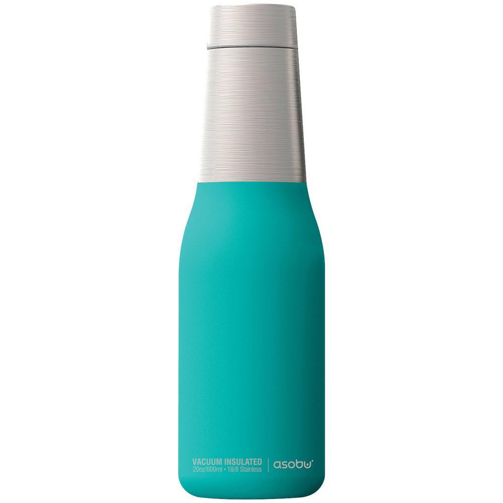 ASOBU Oasis 20 oz. Turquoise Water Bottle