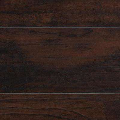 8mm Stanhope Hickory 5 in. x 7 in. Laminate Flooring - Take Home Sample