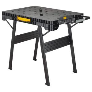 Deals on DEWALT 33 in. Folding Portable Workbench DWST11556