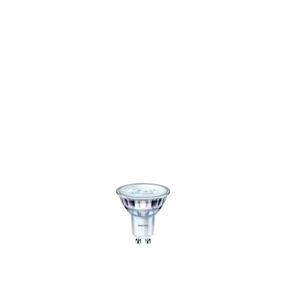 3000-Kelvin 4-Watt 50-Watt Equivalent 3-Pack Philips 544932 LED GU10 Dimmable 35-Degree Flood Light Bulb: 380-Lumen