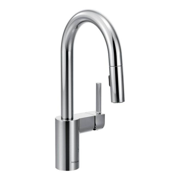 Align Single-Handle Bar Faucet Featuring Reflex in Chrome