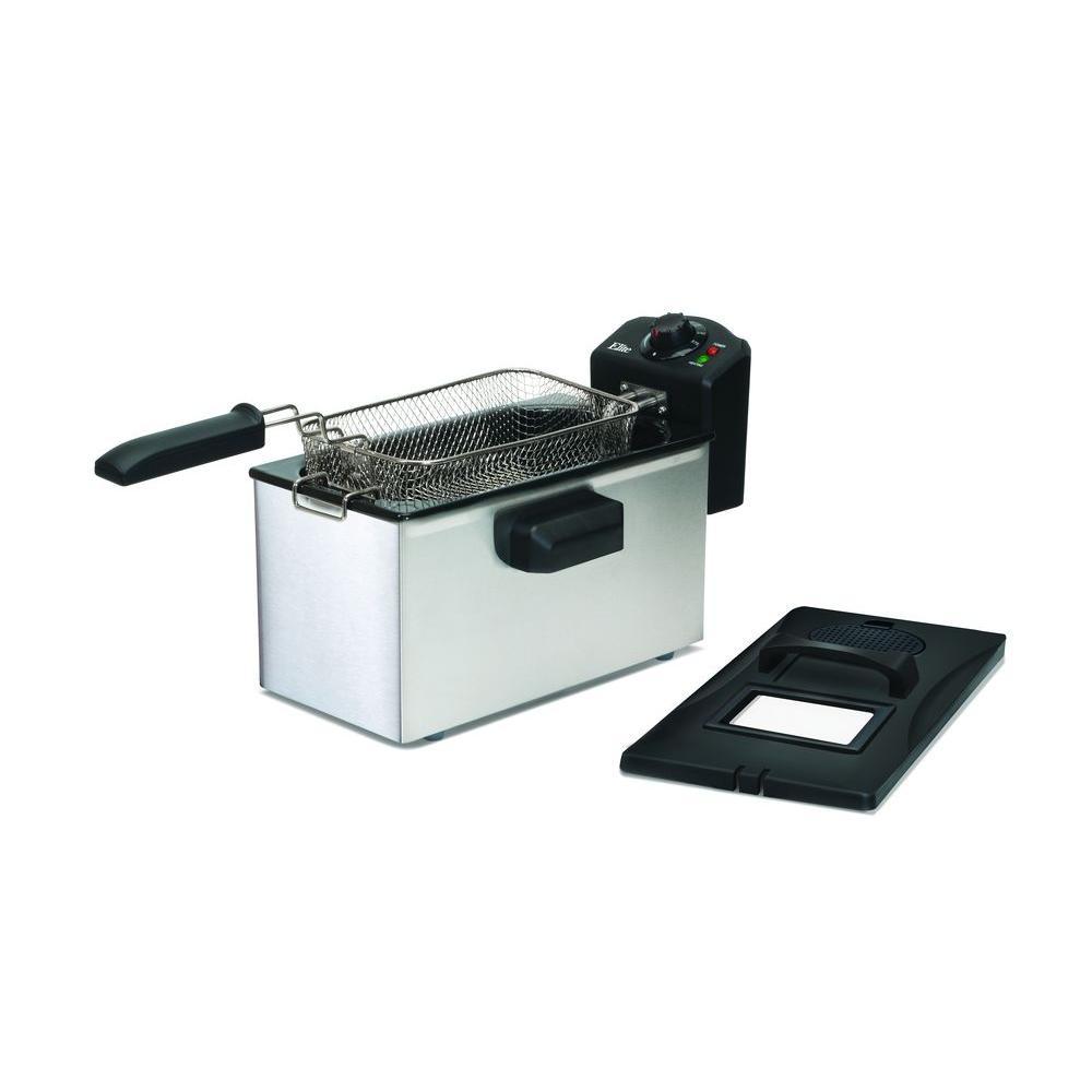 Click here to buy Elite Gourmet Deep Fryer by Elite.