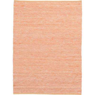 Peach Area Rugs Rugs The Home Depot