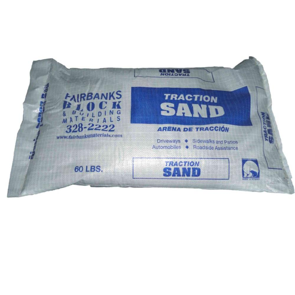 60 lb. Traction Sand