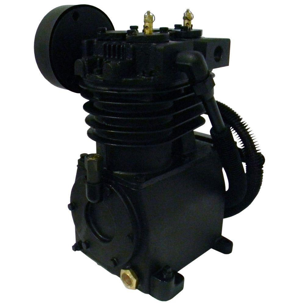 Replacement 2-Stage Pump for Husky Air Compressor-E107052 ...