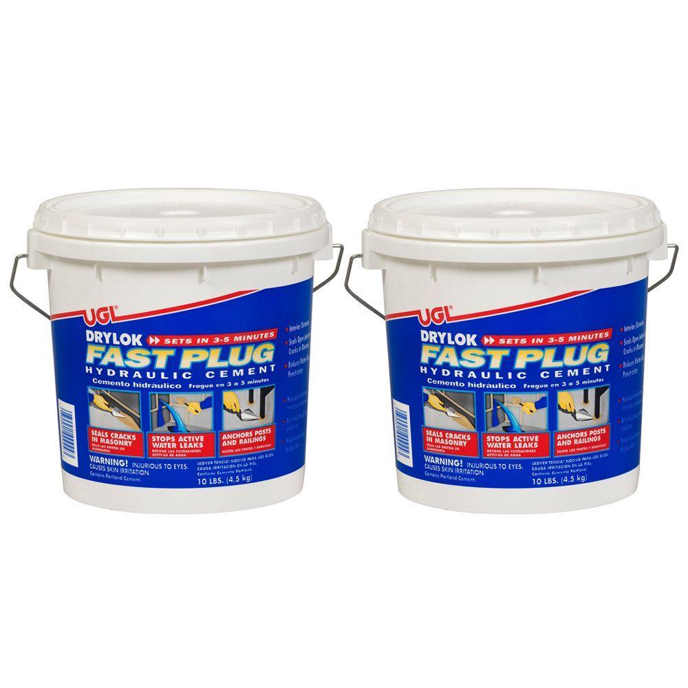 10 lb. Fast Plug (2-Pack)