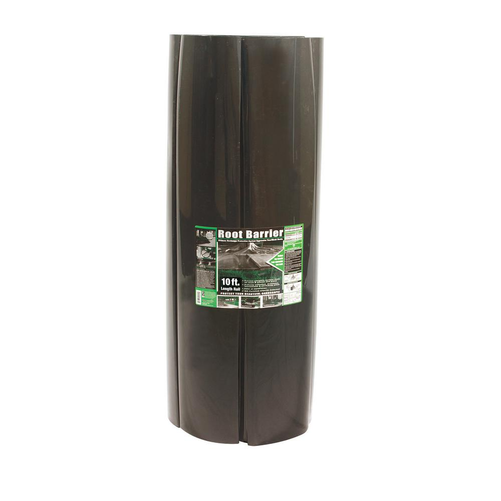 3 ft. x 10 ft. Polyethylene Dual Purpose Root and Moisture