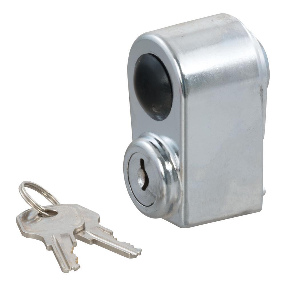 Spare Tire Lock in Chrome