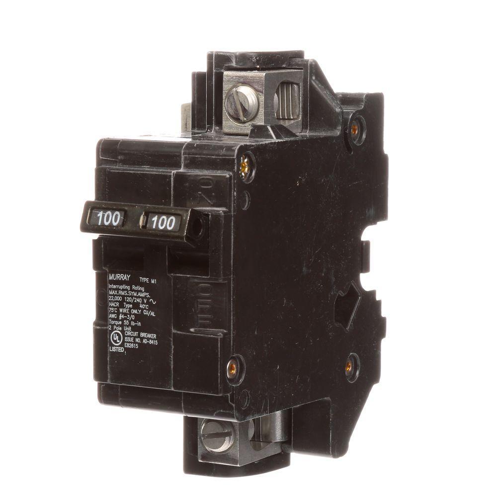 Murray 100 Amp Type M1 Main Breaker Conversion Kit