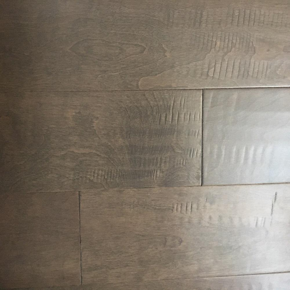 grey birch 38 in thick x 5 in wide x random length