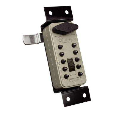 AccessPoint TouchPoint Lock with Bracket, Clay