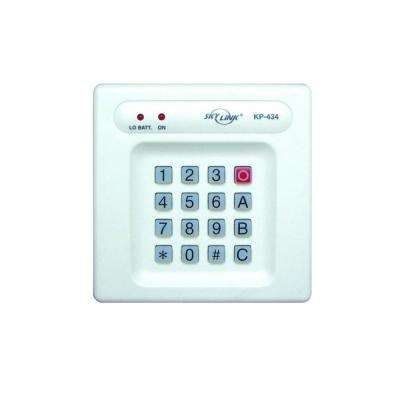 Wireless Keypad Control