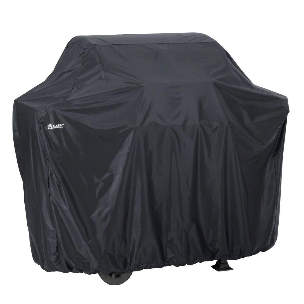Sodo Black 74 in. XX-Large BBQ Grill Cover