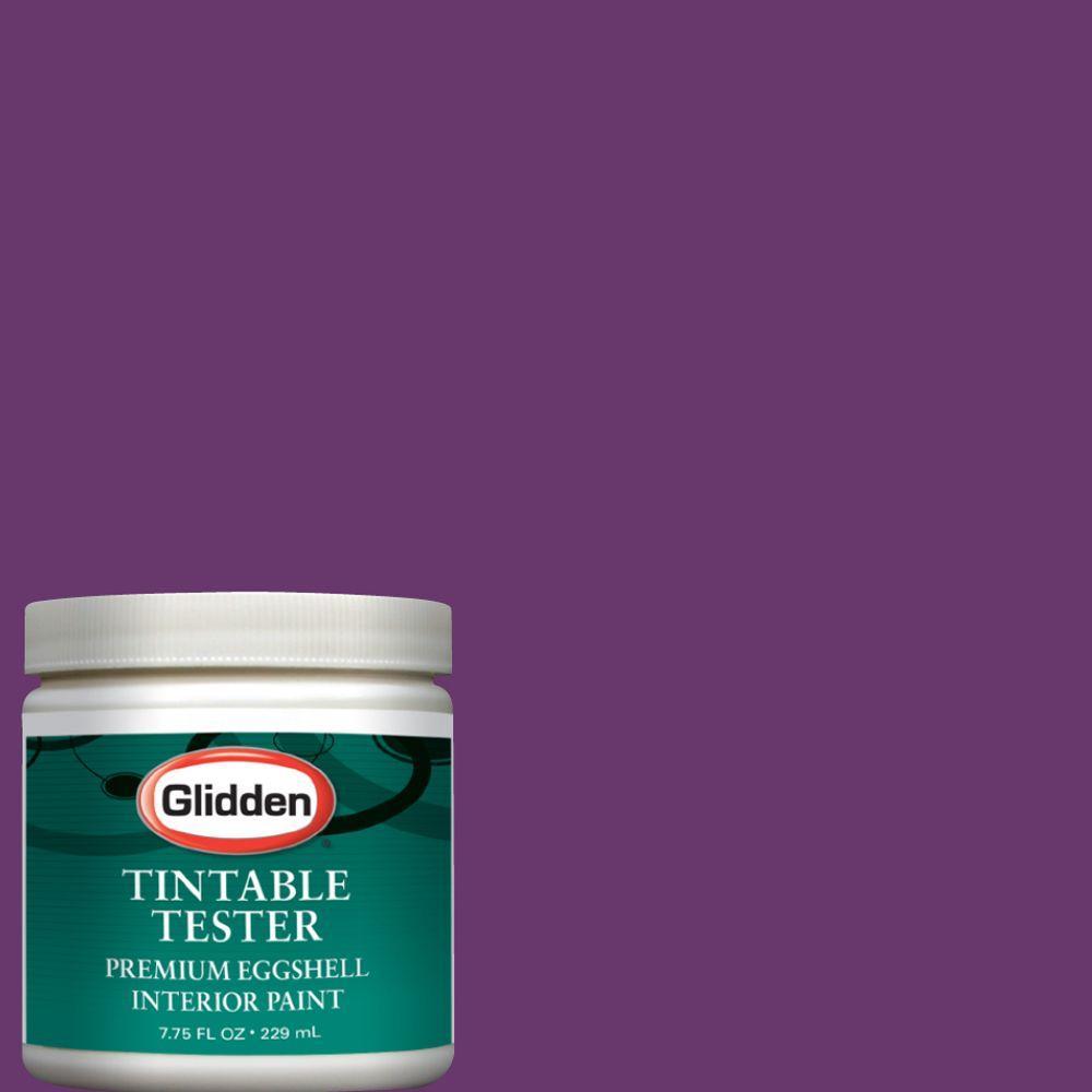 Glidden Premium 8-oz. Regal Purple Interior Paint Tester