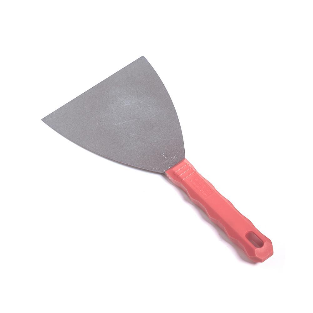 Nisaku Stainless Steel 5 in. Fluorine Coated Joint Knife