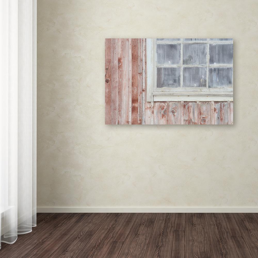 Trademark fine art 16 in x 24 in little windows i by for 16 x 24 window
