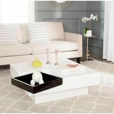 Wesley White Coffee Table