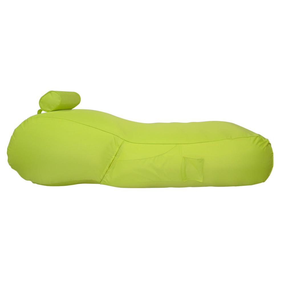 Aqua Lime Pool Float