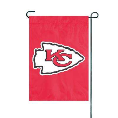 Kansas City Chiefs Premium Garden Flag