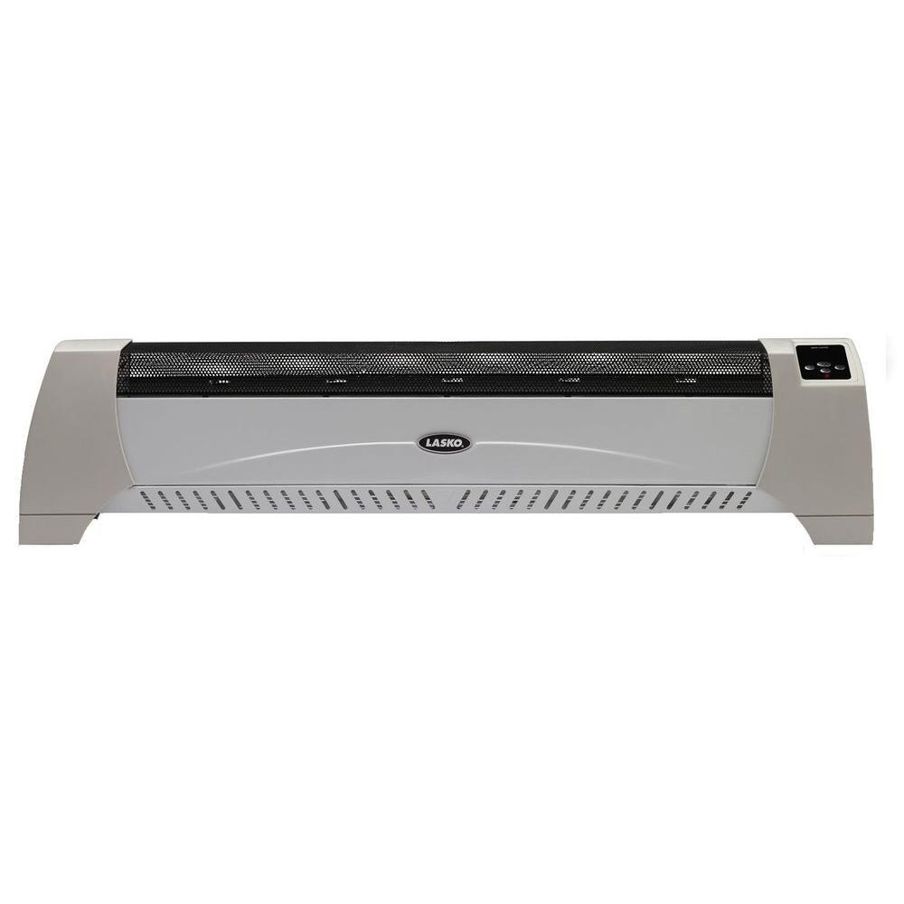 Lasko Digital Low Profile Portable Heater - Beige