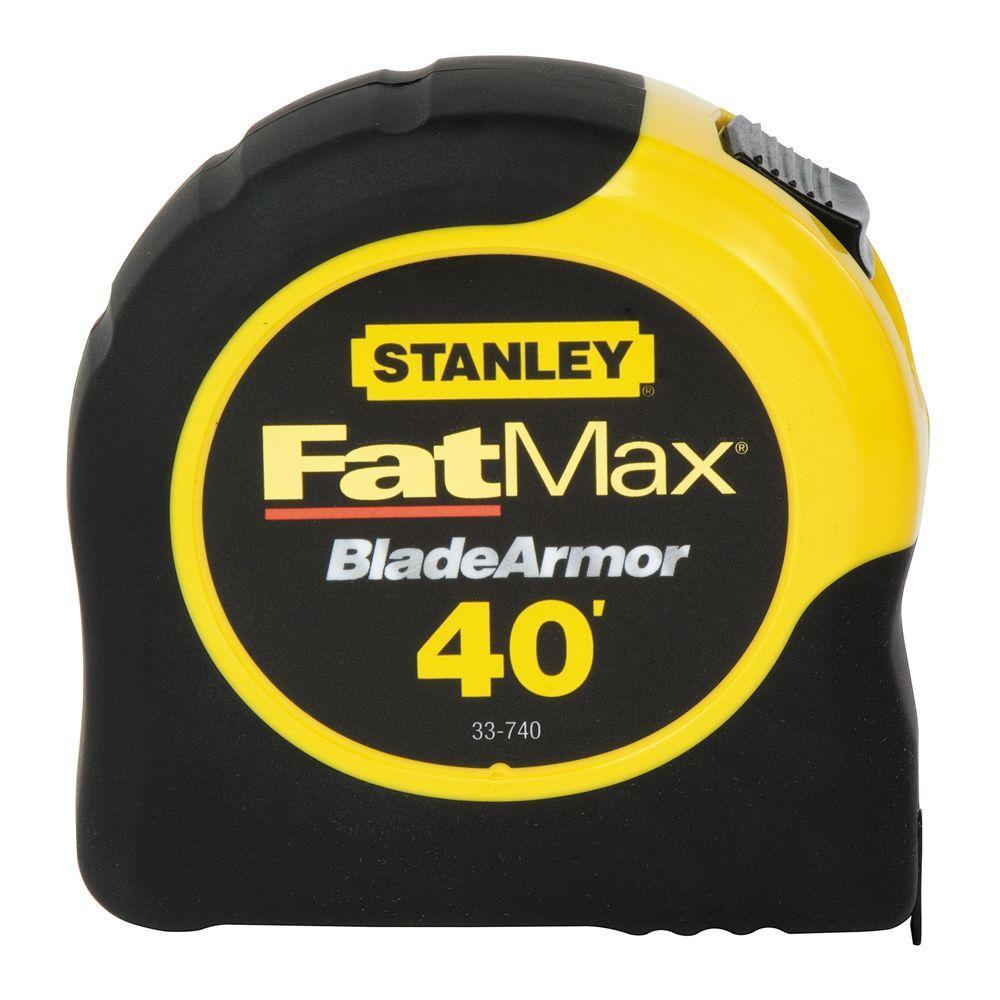 Stanley 40 ft  FATMAX Tape Measure
