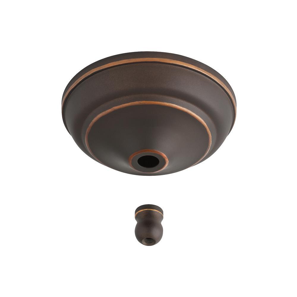 Roman Bronze Remote Control Bowl Cap